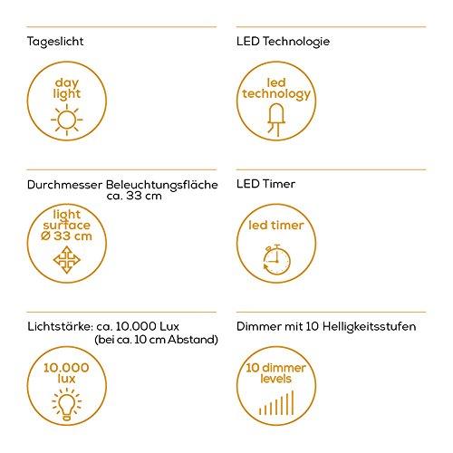 Beurer TL 70 Tageslichtlampe - 2