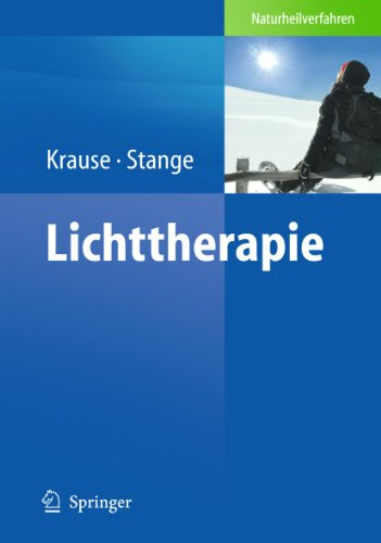 R. Krause / R. Stange: Lichttherapie