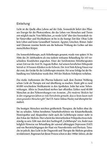 A. Wunsch / S. Siebrecht u.a.: Licht – Die Medizin der Zukunft. Einfach und wirkungsvoll - 3