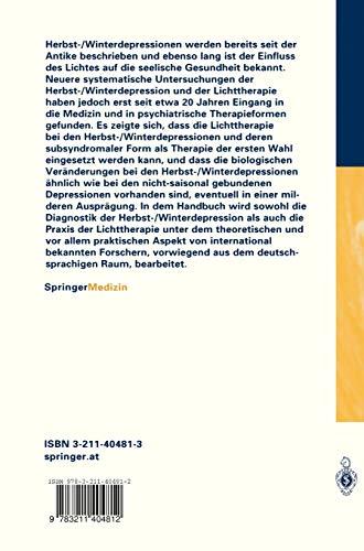 Siegfried Kasper / Hans-Jürgen Möller: Herbst-/Winterdepression und Lichttherapie - 2