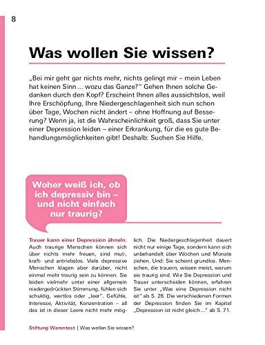 Rose Riecke-Niklewski&Günter Niklewski:Depressionen überwinden: Niemals aufgeben - 7