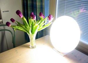 Tageslichtlampe und Lichttherapie Lichtdusche